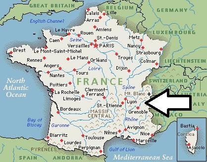Lyon France Faking It In France